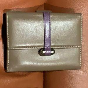 Levenger Snap Closure Wallet
